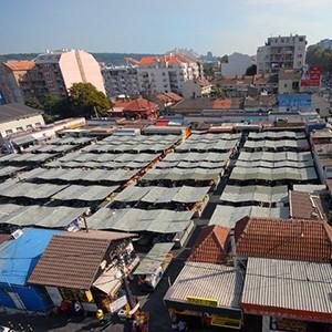 Apartmani Beograd Đeram pijaca - pregled ponude