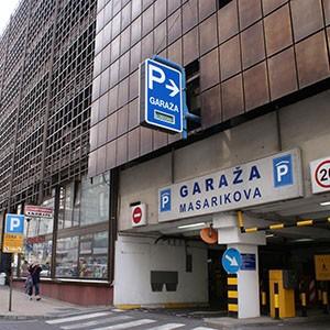 Parking Vračar