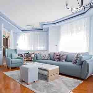 Opremljenost lux apartmana Beograd