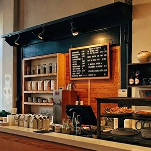Gde možete popiti kafu u okolini stana na dan A blok?
