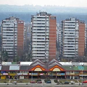 Apartmani Beograd Blok 70 Kineski tržni centar - pregled ponude