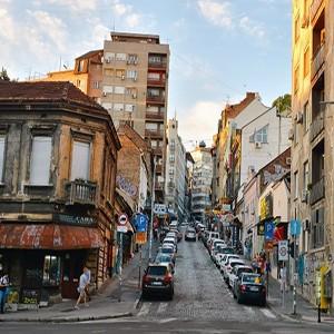 Apartmani Beograd Balkanska - pregled ponude