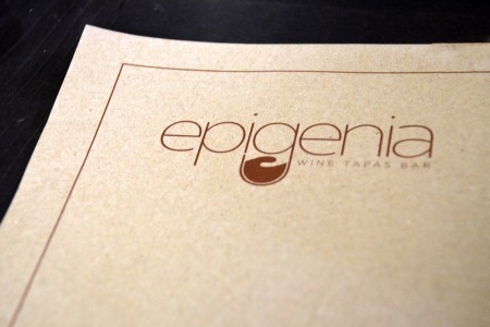 Restaurant Epigenia wine & tapas bar