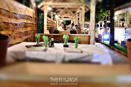 Restoran Pahuljica
