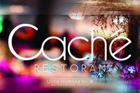 Restaurant Cache