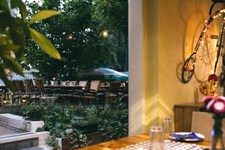 Restaurant Dvorište