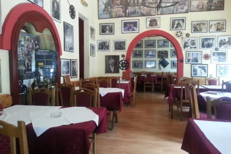 Restoran Tašmajdan