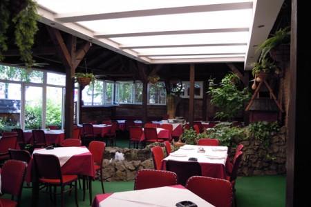 Restaurant Novi Sport