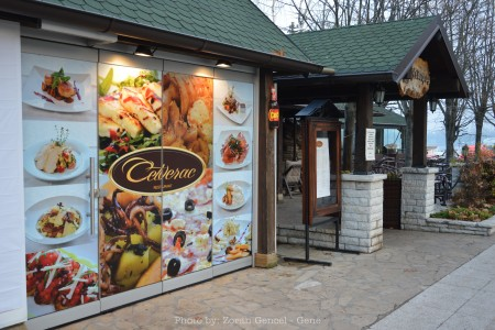 Restoran Četverac