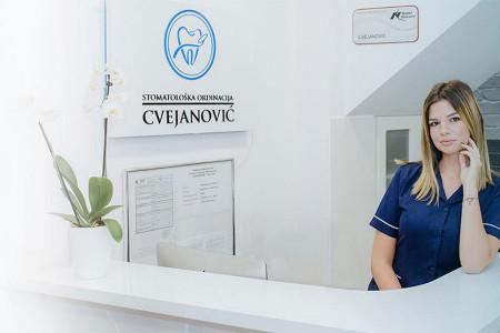 cvejanovic dentist belgrade vozdovac