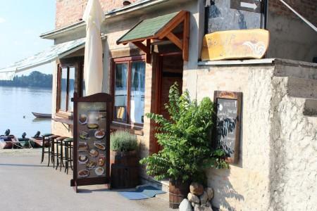 restaurant Talas Dunava