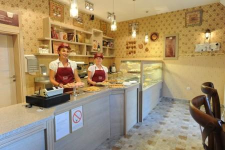 amaretti pastry shops belgrade vracar1