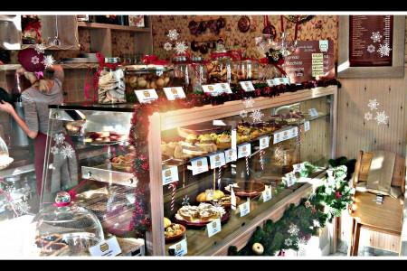 Pastry shop Amaretti