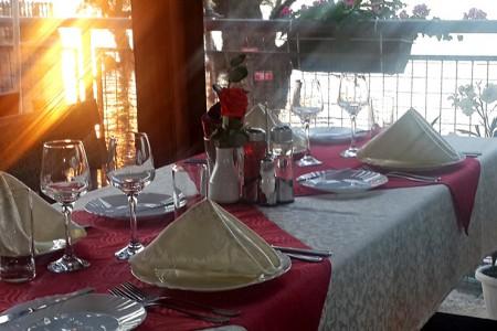 Restaurant Dunavska terasa