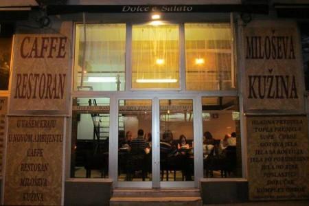 Restaurant Miloševa kužina