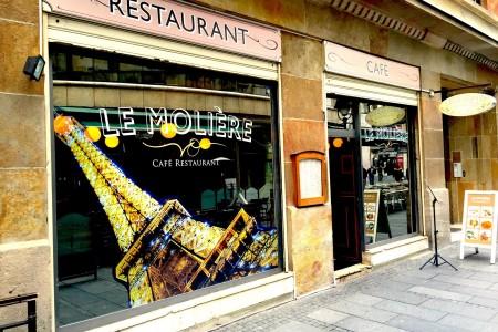 Restaurant Le Moliere