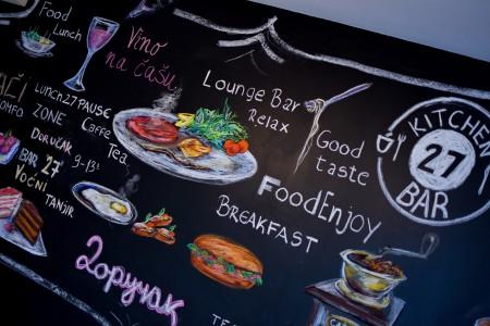 kitchen bar 27 belgrade restaurants palilula
