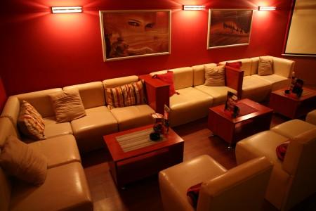 Kafe Al Sharq nargila bar