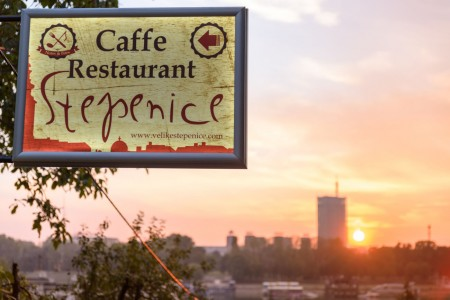 Restaurant Stepenice