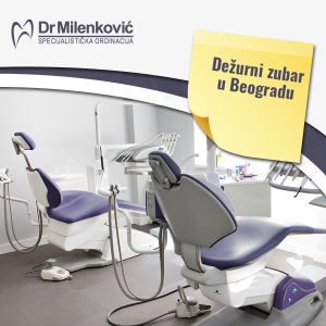 Dentist Dr Milenković