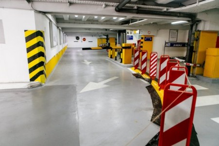 javna garaza pionirski park parking beograd centar2