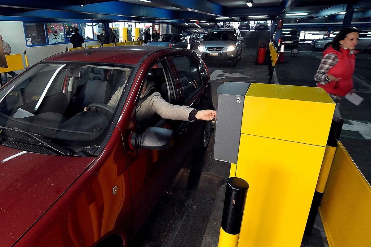 Javna Parking Garaza Obilicev Venac Parking Beograd
