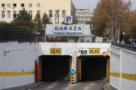 javna garaza vukov spomenik parking beograd vracar3