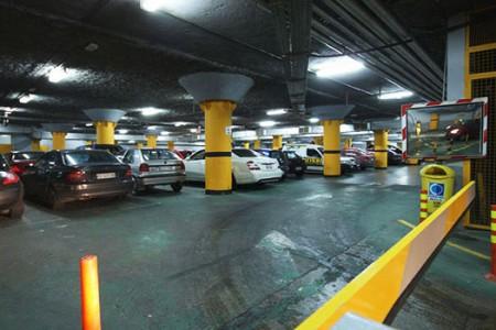 javna garaza vukov spomenik parking beograd vracar5