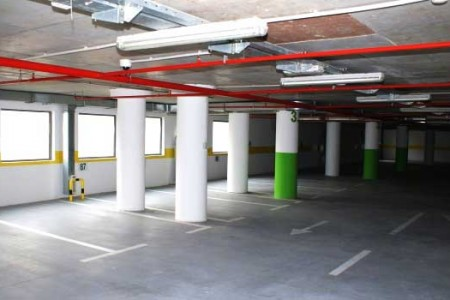javna garaza baba visnjina parking beograd savski venac