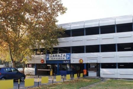 javna garaza aerodrom parking beograd novi beograd