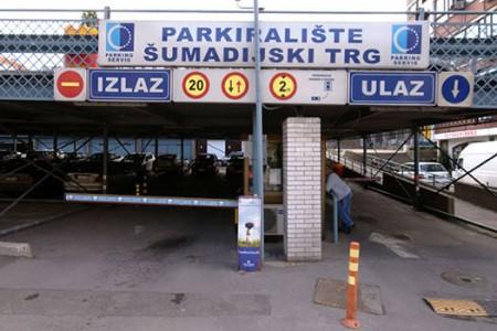 Parking Cukarica
