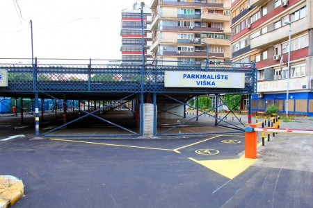 Parking Viška