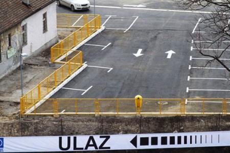 Parking Donji Grad