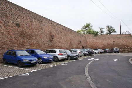 Parking Kalemegdan