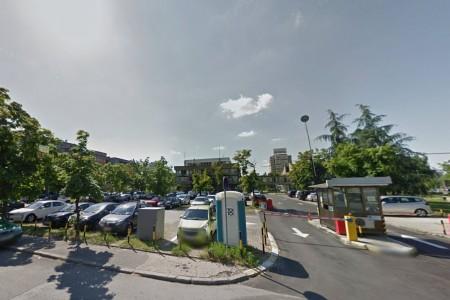 Parking Novi Beograd