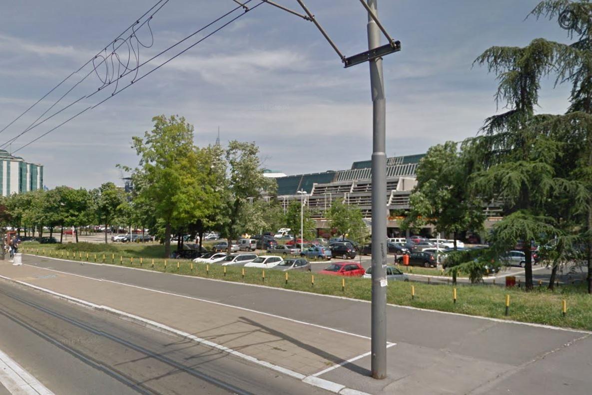 nemanjina 28 beograd mapa Parking Sava centar Belgrade Parking nemanjina 28 beograd mapa