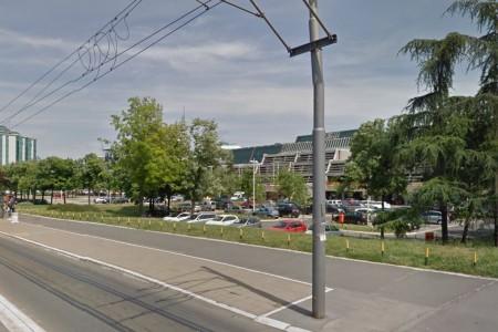 Parking Sava centar