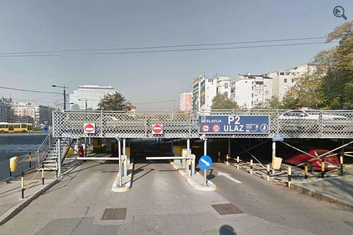 Parking Slavija Parking Beograd