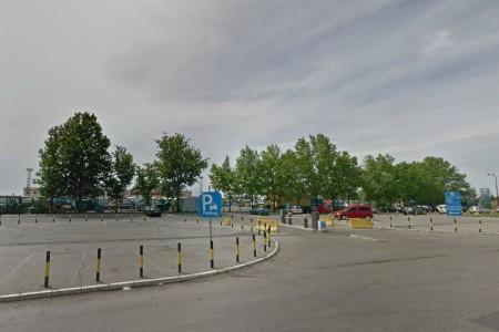 parking medjunarodni terminal parking beograd novi beograd