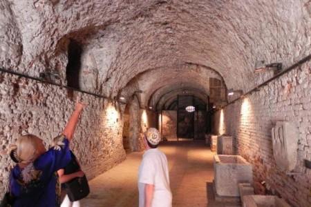 Tura podzemljem Beograda