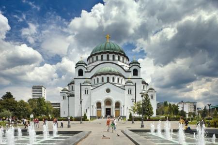 Vracar Tour Belgrade
