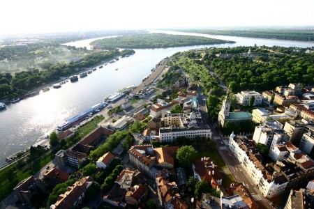 River tour Belgrade