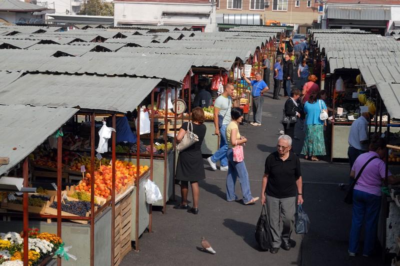 Djeram Market Place Belgrade Market Places