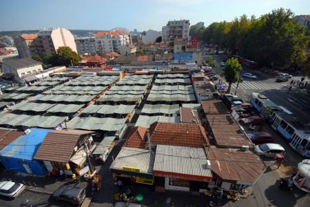 djeram belgrade market places zvezdara