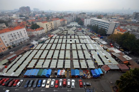 kalenic belgrade market places vracar