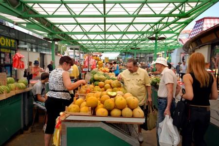 zeleni venac belgrade market places centar4