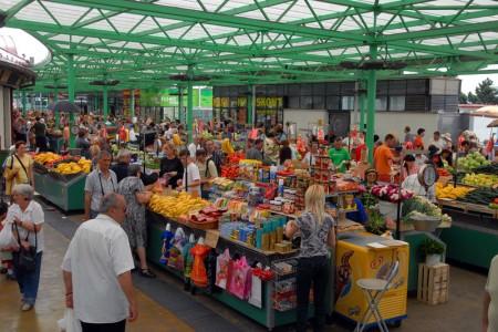 zeleni venac belgrade market places centar6