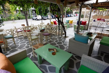 Kafić Mykonos Cafe