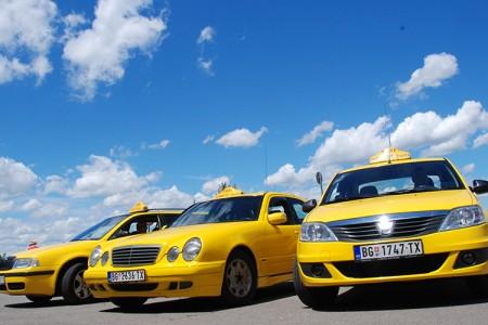 zuti taxi taxi beograd palilula4