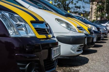 zuti taxi taxi beograd palilula5